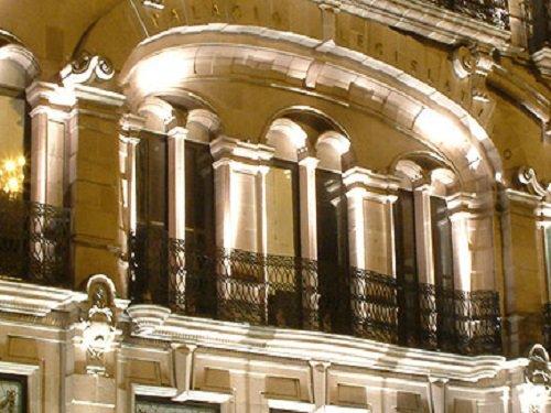 Paseo por Mexico Antiguo Palacio Legislativo de Aguascalientes