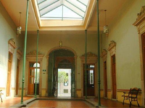 Paseo por Mexico Archivo Histórico del Estado de Aguascalientes
