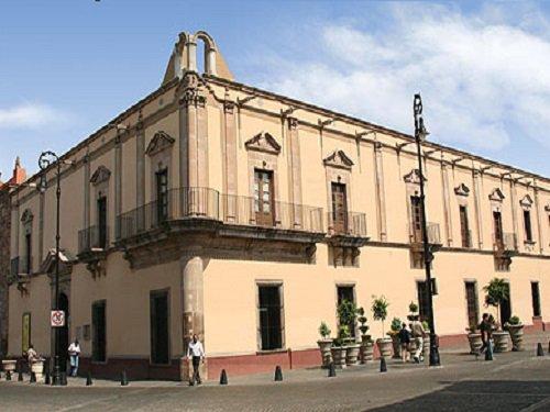 Paseo por Mexico Casa de la Cultura Aguascalientes