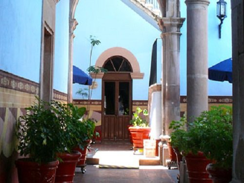 Paseo por Mexico Casa Terán en Aguascalientes