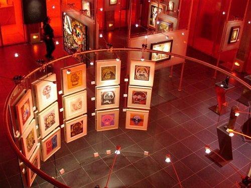 Paseo por Mexico Museo Nacional de la Muerte en Aguascalientes