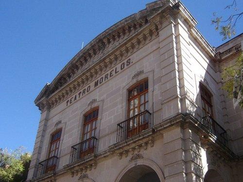 Paseo por Mexico Teatro Morelos de Aguascalientes