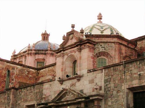 Paseo por Mexico Catedral Basílica de Aguascalientes