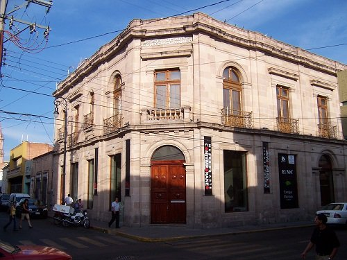 Paseo por Mexico Museo de Arte Contemporáneo de Aguascalientes