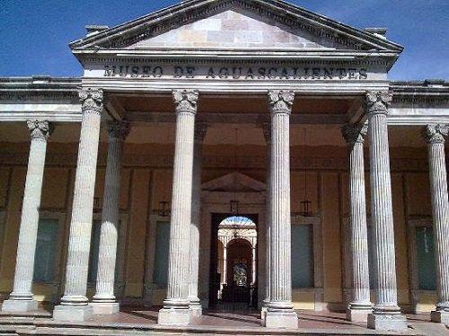 Paseo por Mexico Museo de Aguascalientes