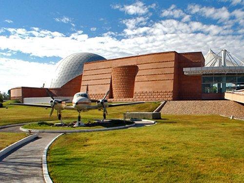 Paseo por Mexico Museo Descubre de Aguascalientes