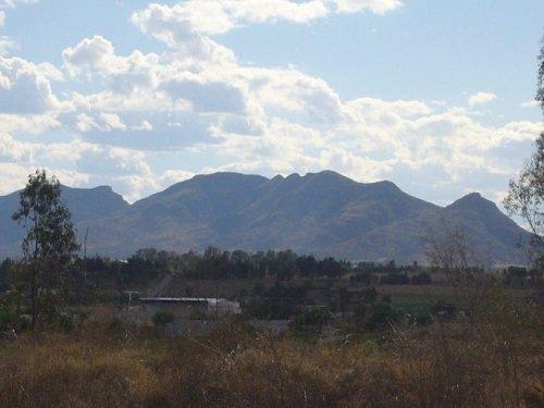 Paseo por Mexico Cerro del Muerto en Aguascalientes