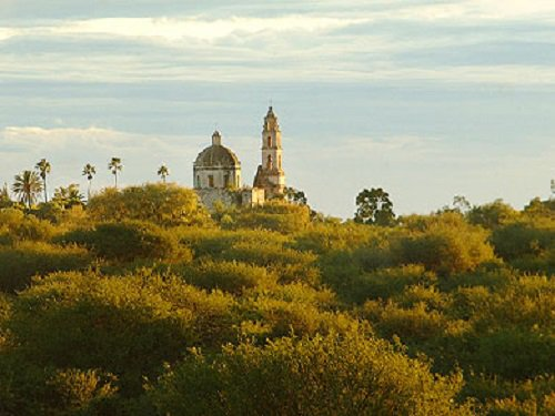 Paseo por Mexico Hacienda de Peñuelas en Aguascalientes