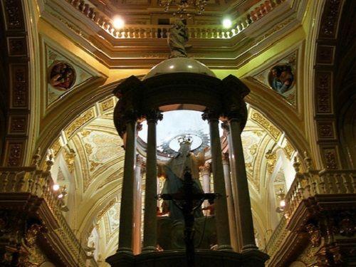 Paseo por Mexico Un poco mas del Interior de Catedral Basílica de Aguascalientes