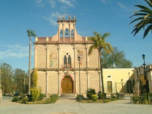 Paseo por Mexico Hacienda de Cañada Honda en Aguascalientes