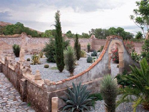 Paseo por Mexico Cementerio de Guadalupe en Asientos
