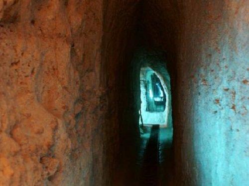 Paseo por Mexico Túneles subterráneos de Real de Asientos