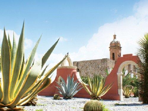 Paseo por Mexico Hacienda Pilotos en Asientos