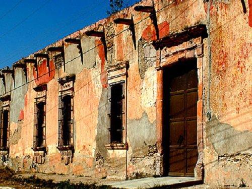 Paseo por Mexico Hacienda de Santa María de Gallardo en Asientos