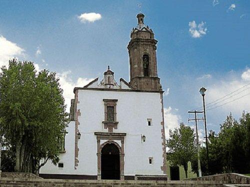 Paseo por Mexico Santuario de Nuestra Señora de Guadalupe en Asientos