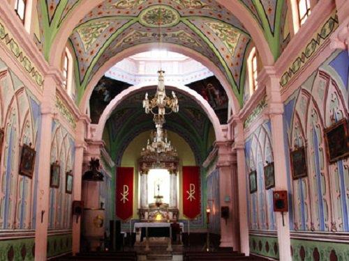 Paseo por Mexico Interior de Ex convento del Señor del Tepozán en Asientos
