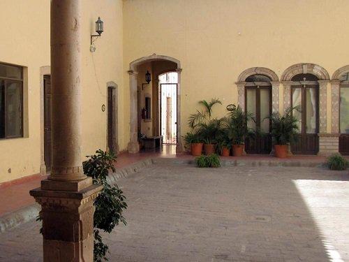 Paseo por Mexico Casa de la Cultura de Calvillo