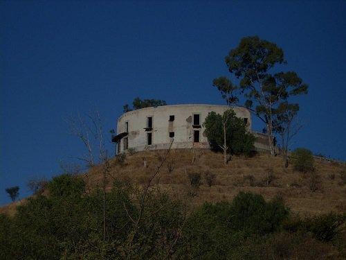 Paseo por Mexico Castillo de Ojocaliente en Calvillo