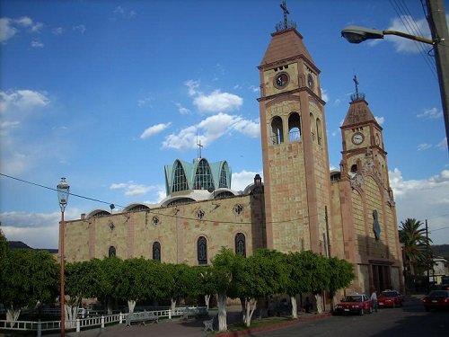 Paseo por Mexico Parroquia de la Inmaculada Concepción en Calvillo