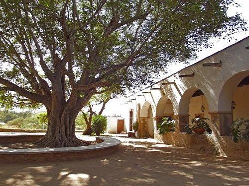Paseo por Mexico Hacienda de Vaquería en Calvillo