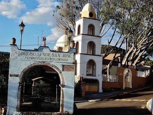 Paseo por Mexico Capilla Señor San José en Calvillo