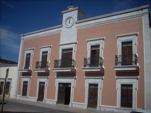 Paseo por Mexico Palacio Municipal de Calvillo