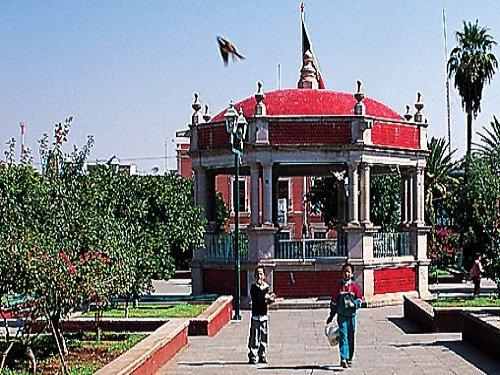 Paseo por Mexico Kiosco de Calvillo