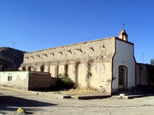 Paseo por Mexico Hacienda de La Punta en Cosío