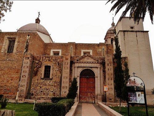 Paseo por Mexico Parroquia Jesús Nazareno en Jesús María