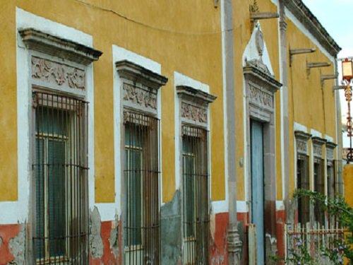 Paseo por Mexico Hacienda San Miguel de Venaderos en Jesús María