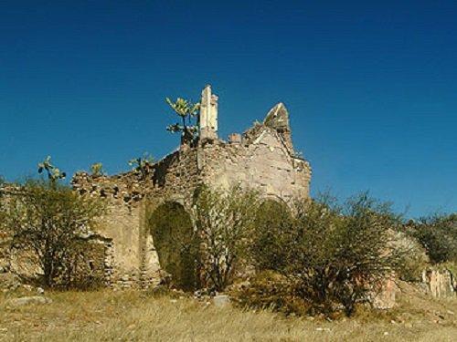 Paseo por Mexico Hacienda San José de Guadalupe en Jesús María