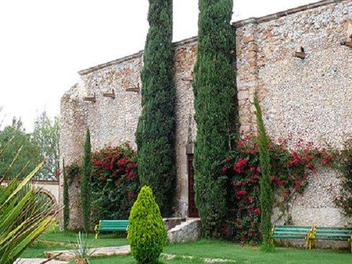 Paseo por Mexico Hacienda de los Cuartos en Jesús María