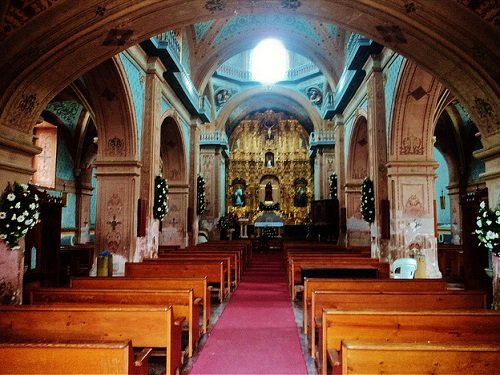Paseo por Mexico Interior de Parroquia Jesús Nazareno en Jesús María