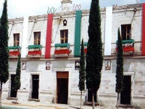 Paseo por Mexico Palacio Municipal de Jesús María