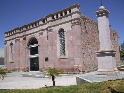 Paseo por Mexico Teatro Ramón García Anguiano en Rincón de Romos