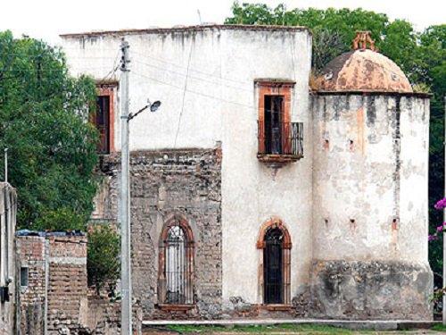 Paseo por Mexico Hacienda de El Saucillo en Rincón de Romos