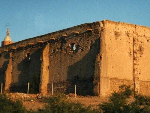 Paseo por Mexico Ex Hacienda de San Jacinto en Rincón de Romos