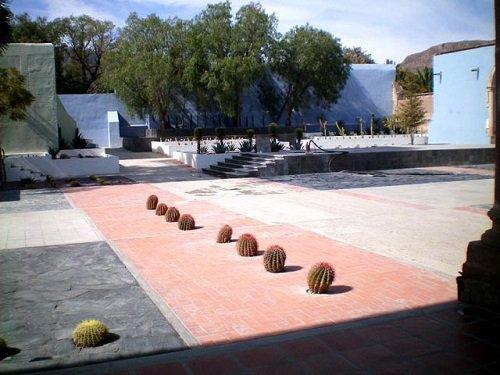 Paseo por Mexico Museo de la Insurgencia en Rincón de Romos