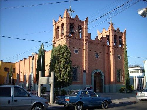 Paseo por Mexico Iglesia de San Francisco de Asís en San Francisco de los Romo