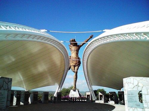 Paseo por Mexico Santuario del Cristo Roto de San José de Gracia