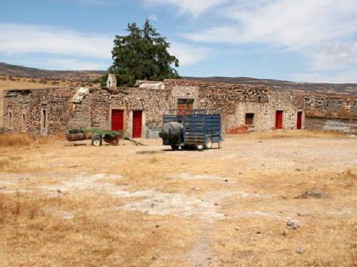 Paseo por Mexico Hacienda de Santa Rosa de Lima en San José de Gracia