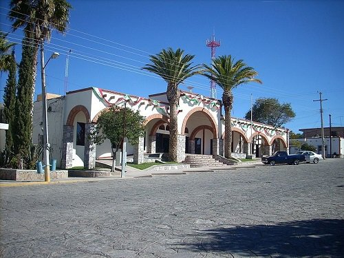 Paseo por Mexico Palacio Municipal de San José de Gracia