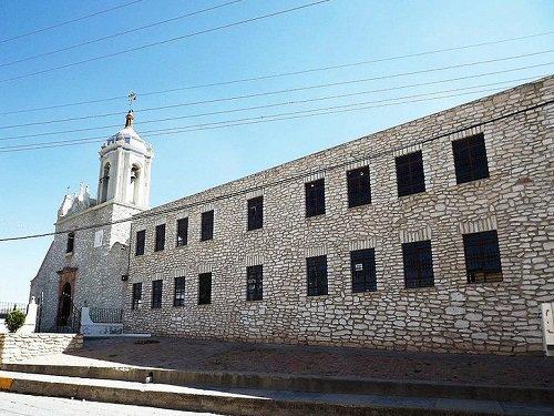 Paseo por Mexico Santuario del Señor de Tepezalá