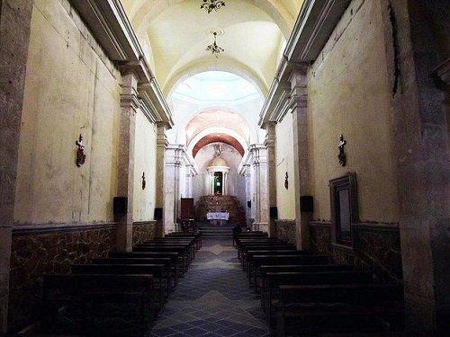 Paseo por Mexico Interior del Santuario del Señor de Tepezalá