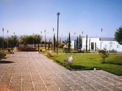 Paseo por Mexico Plaza Principal de Tepezalá