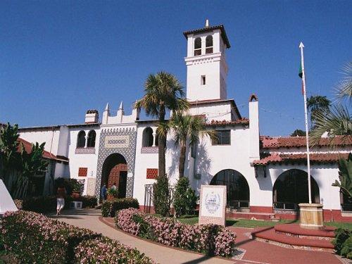 Paseo por Mexico Centro Social, Cívico y Cultural Riviera de Ensenada