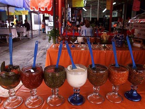 Paseo por Mexico Mercado de Maricos en Ensenada