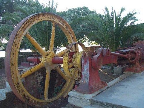 Paseo por Mexico Old Mill en Ensenada