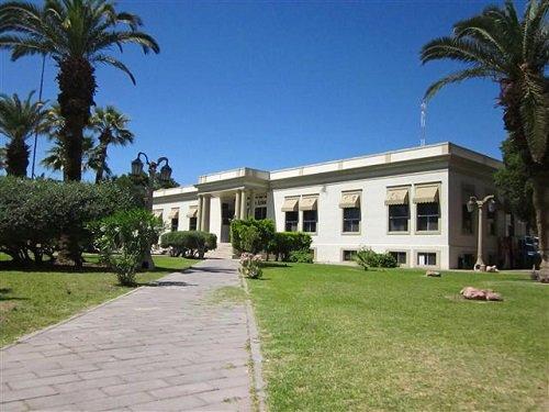 Paseo por Mexico Antiguo Palacio de Gobierno Municipal de Mexicali