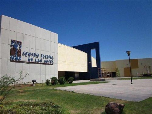 Paseo por Mexico Centro Estatal de las Artes (CEART) de Mexicali